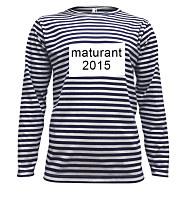 3e89c46b83f Pánske námornícke tričko s vlastnou výšivkou alebo potlačou- dlhý rukáv